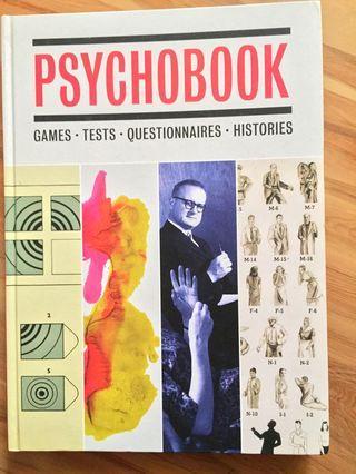 Psychology Games Book (PSYCHOBOOK)