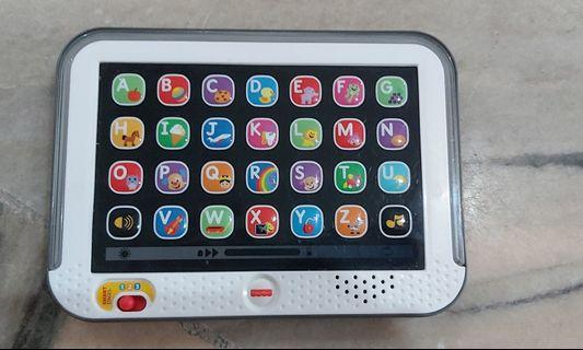 Kids Fisher Price Tablet