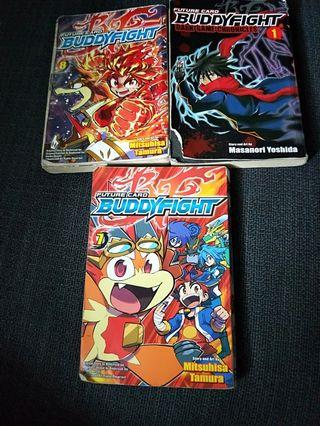 Buddy fight comic, $10 for 3
