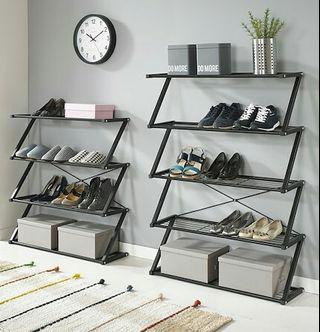 FREE DELIVERY Metal Shoe Rack
