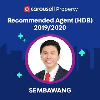 Carousell HDB Recommended Agent