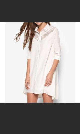 Zalora shirt dress