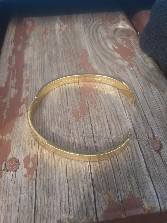 1970 aldo cipullo charles revson cartier love bracelet