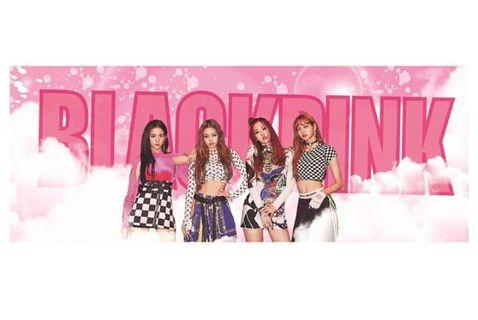 [READY STOCK] BLACKPINK BANNER - NEW !!!
