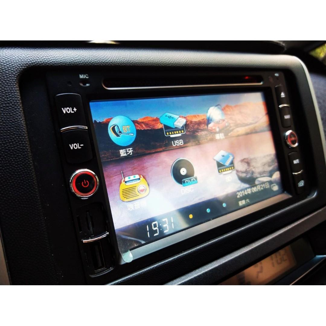 2007 TOUOTA WISH E版 有IKEY 有EOC省油模式 多功能影音 抬頭顯示器 恆溫