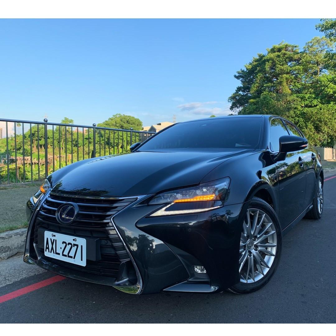 正2016年出廠 總代理Lexus GS450h 3.5頂級旗艦版