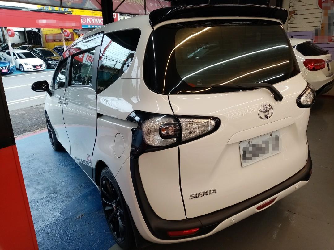 2016年 Toyota SIENTA 1.5 五人座《一手實跑2萬》