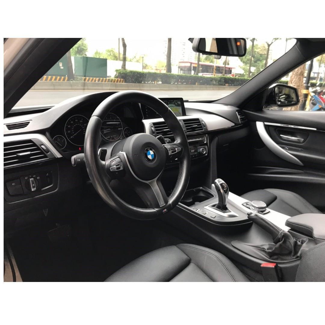 2016年BMW 328i M-Sport 強力過件 不用擔心