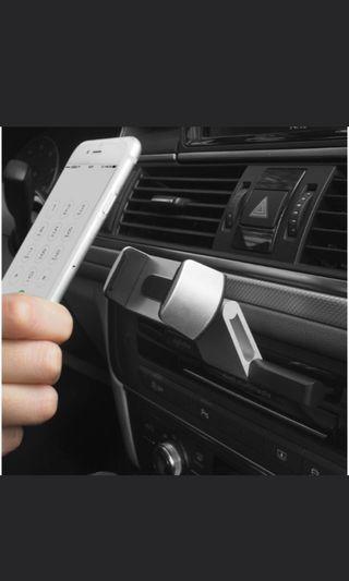 全新現貨 CD孔手機支架 單手操作 可橫向!實用方便好看