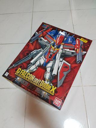 HG 1/100 G Falcon Unit Double X Gundam