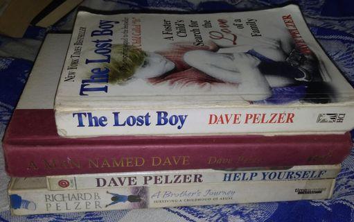 Dave Pelzer Book Bundle