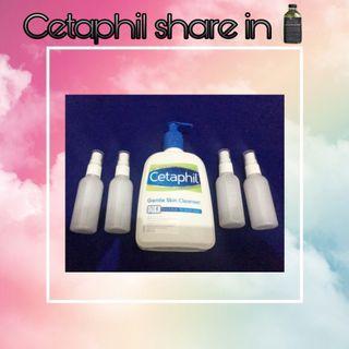 Cetaphil share in bottle 60ml