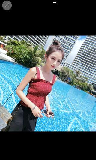 Lady Top (Stretchable)