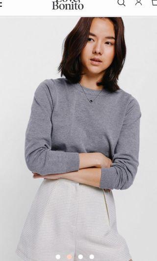Size S: Love Bonito Arale Knit Sweater