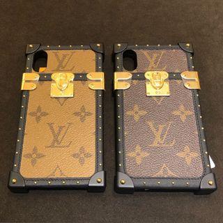 LV iPhone X新款薄型手機殼