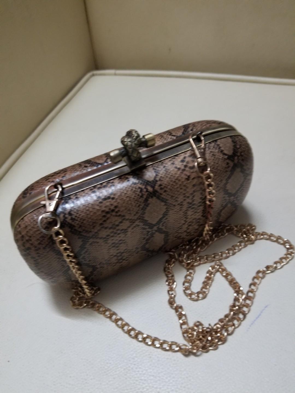 歐洲名牌蛇皮手袋