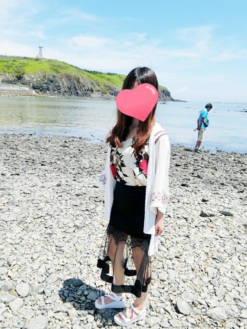 超氣質蕾絲魚尾裙