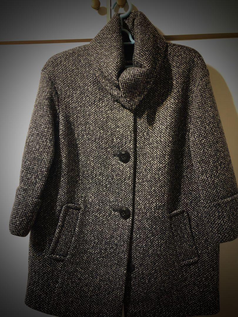 五個銅貨大衣外套