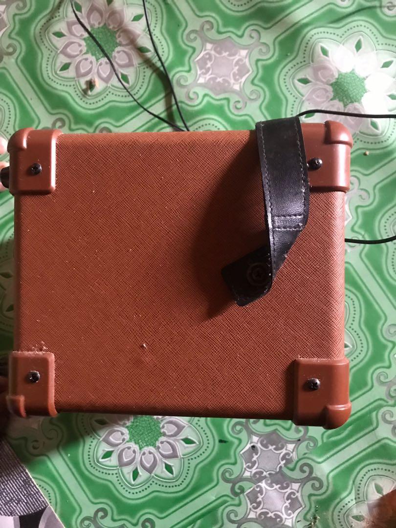 Acoustic/ukulele amp