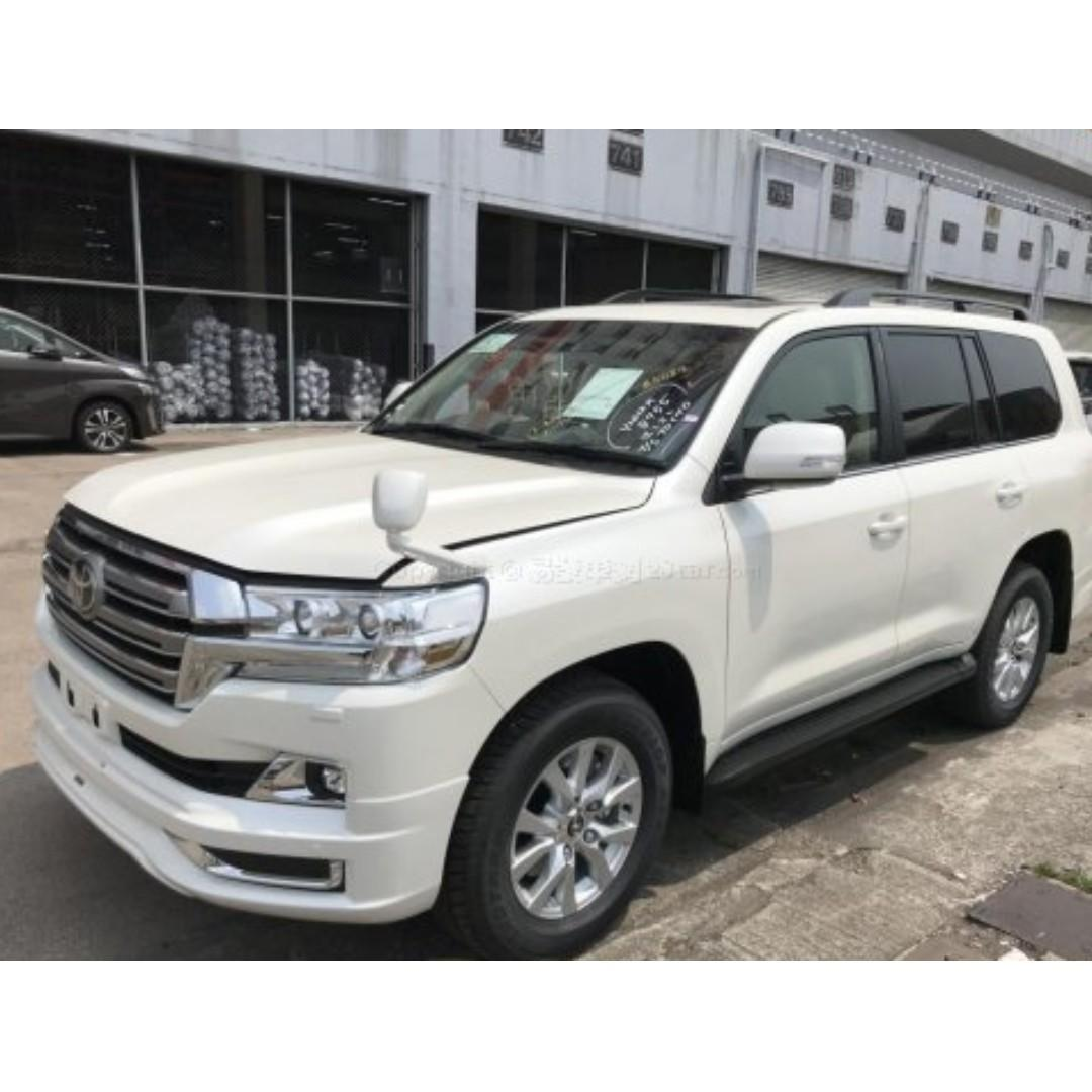 豐田 TOYOTA LAND CRUISER AX