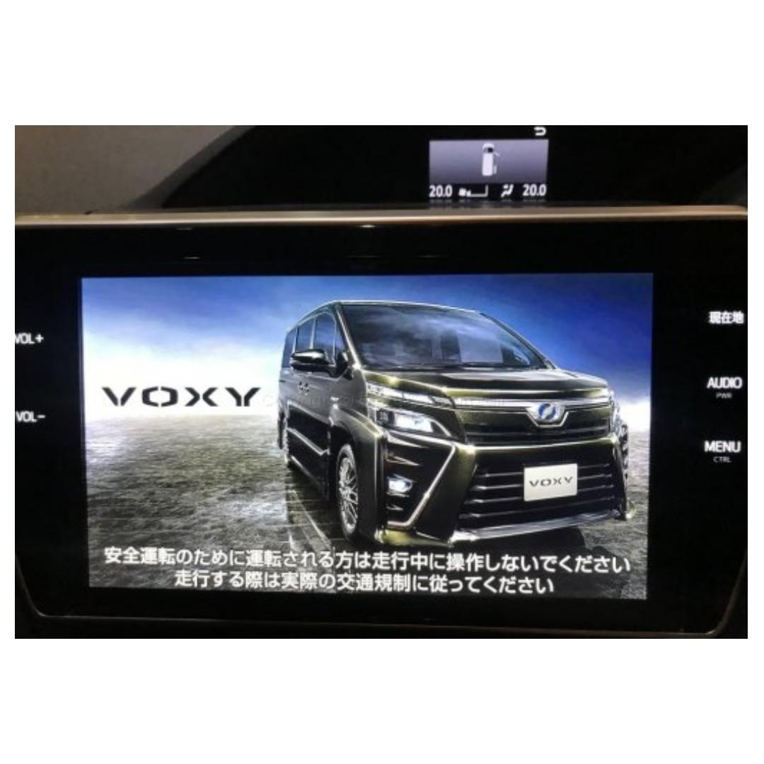 豐田 TOYOTA VOXY ZS