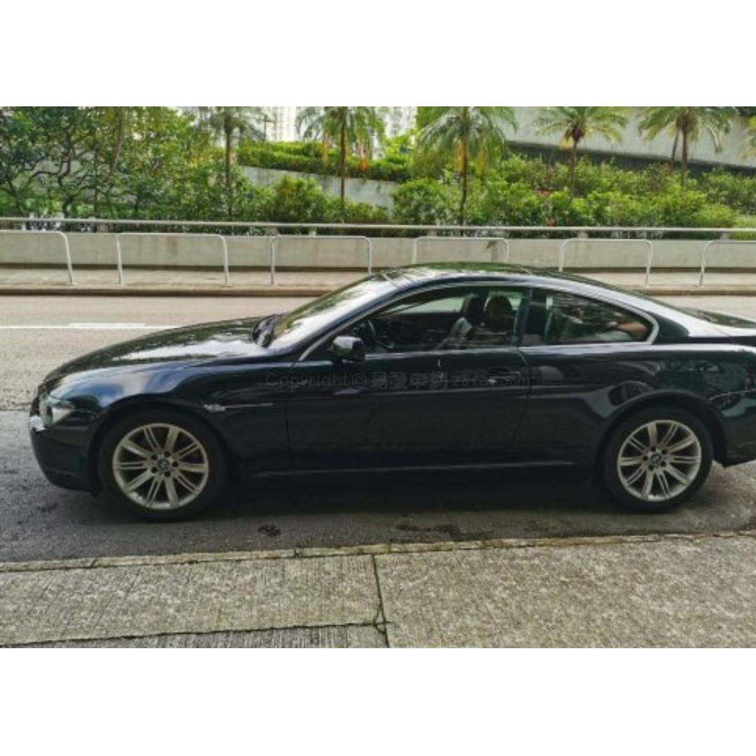 寶馬 BMW 645CI