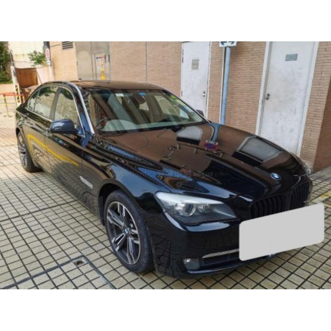寶馬 BMW 740LIA VANTAGE
