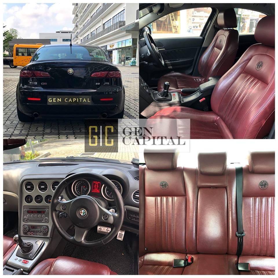 Alfa Romeo 159 - Cheapest rental in city, quickest assistance!