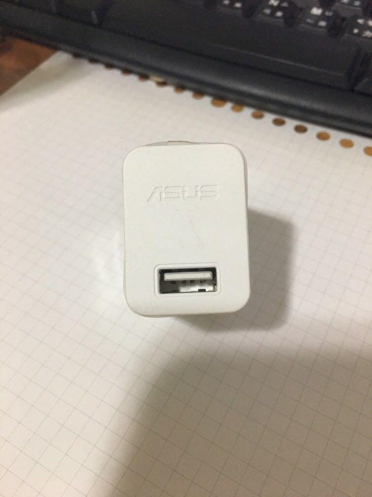 ASUS 原廠 旅充頭 充電頭 豆腐頭