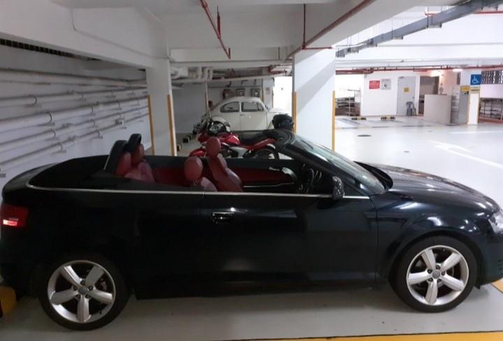Audi A3 Cabriolet 1.8 TFSI S tronic (A)