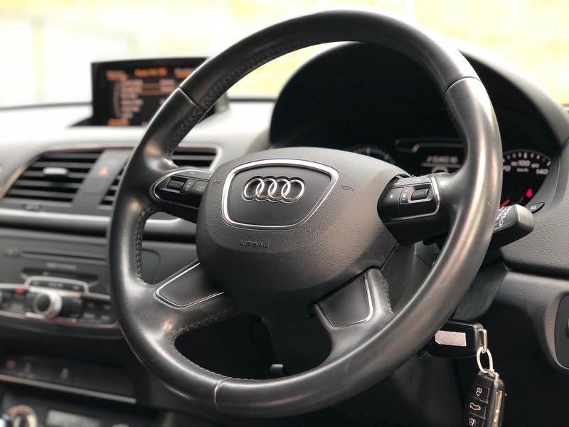 Audi Q3 2.0 TFSI quattro (A)
