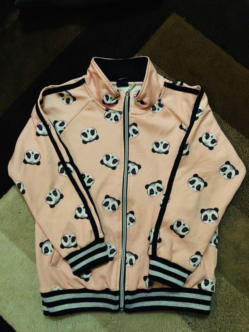 Authentic Preloved Panda Fullprint Jacket