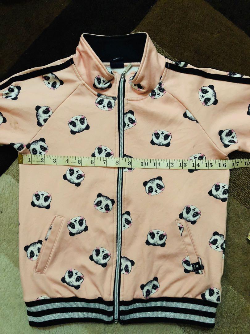 Authentic Preloved Panda Fullprint Jacket