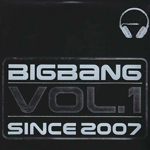Big Bang Vol.1 Since 2007 GD Top V Taeyang Daesung