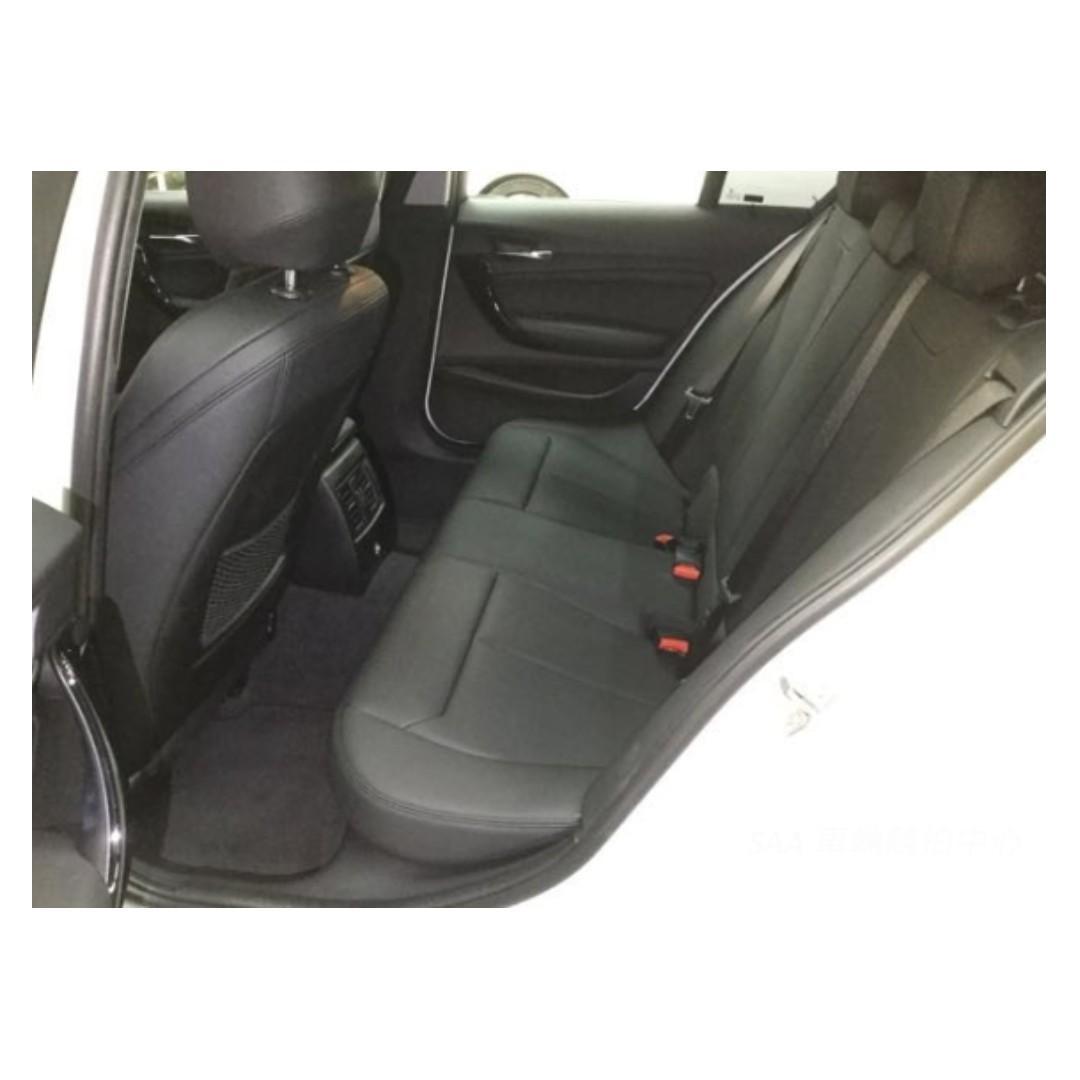 BMW 118I 2018年 1.5L