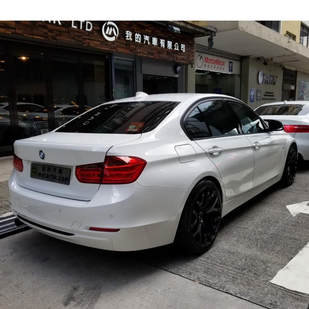 BMW 320D 2014