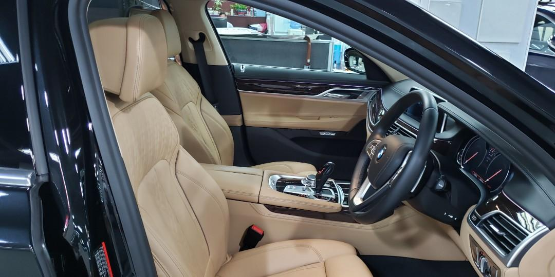 2017 BMW 730LIA