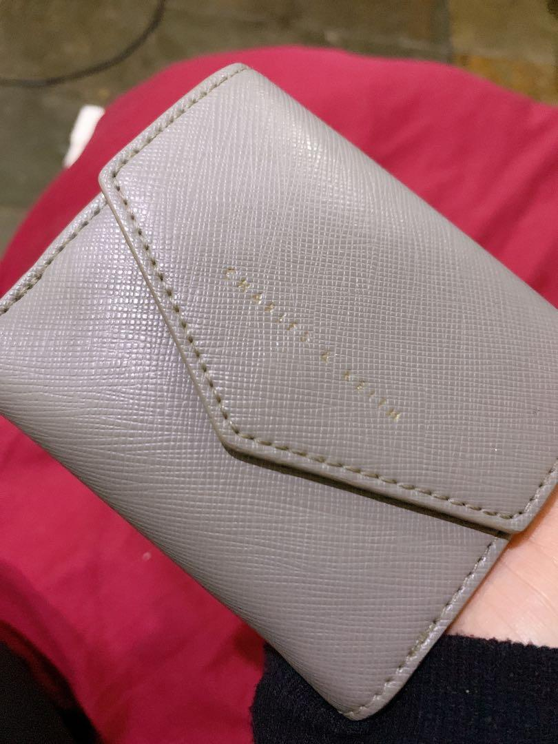 Charlie and keith wallet