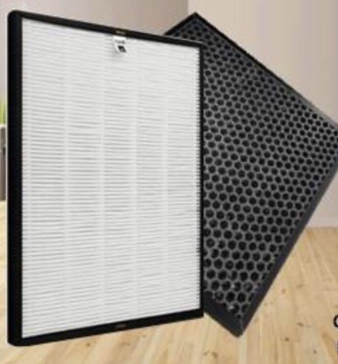 Compatible Filter for Sharp Air Purifier FU-A80E