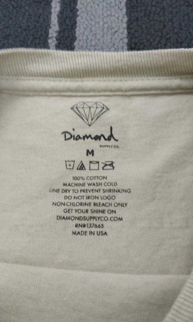 Diamond supply x dj khaleed