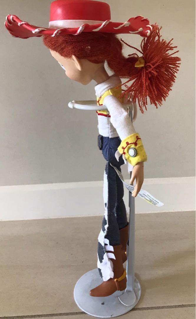 Disney Pixar Toy Story Jessie retro pull string doll