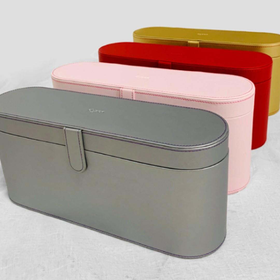 Dyson 原裝風筒皮盒