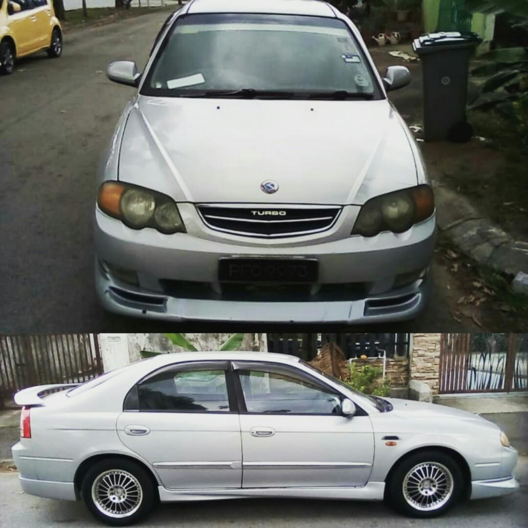 For sale Kia Spectra 2003