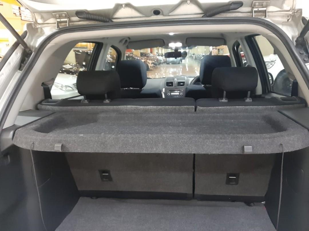 for sale Thn.2011 Suzuki X-OVER 1.5 Automatic 4x2.Unit RAPI-TERAWAT.Sangat SIAP PAKAI.NEGO cash/credit/bisa tt.Nopol B-DKI (GENAP)