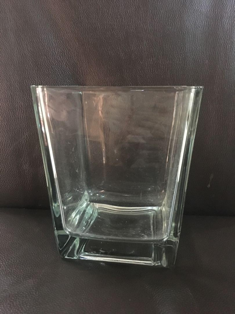 Glass for candle