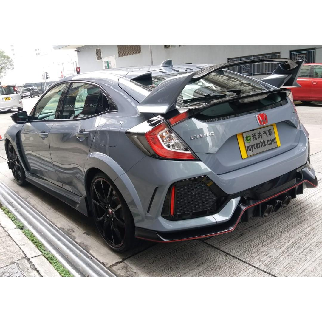 HONDA CIVIC TYPE-R 2016