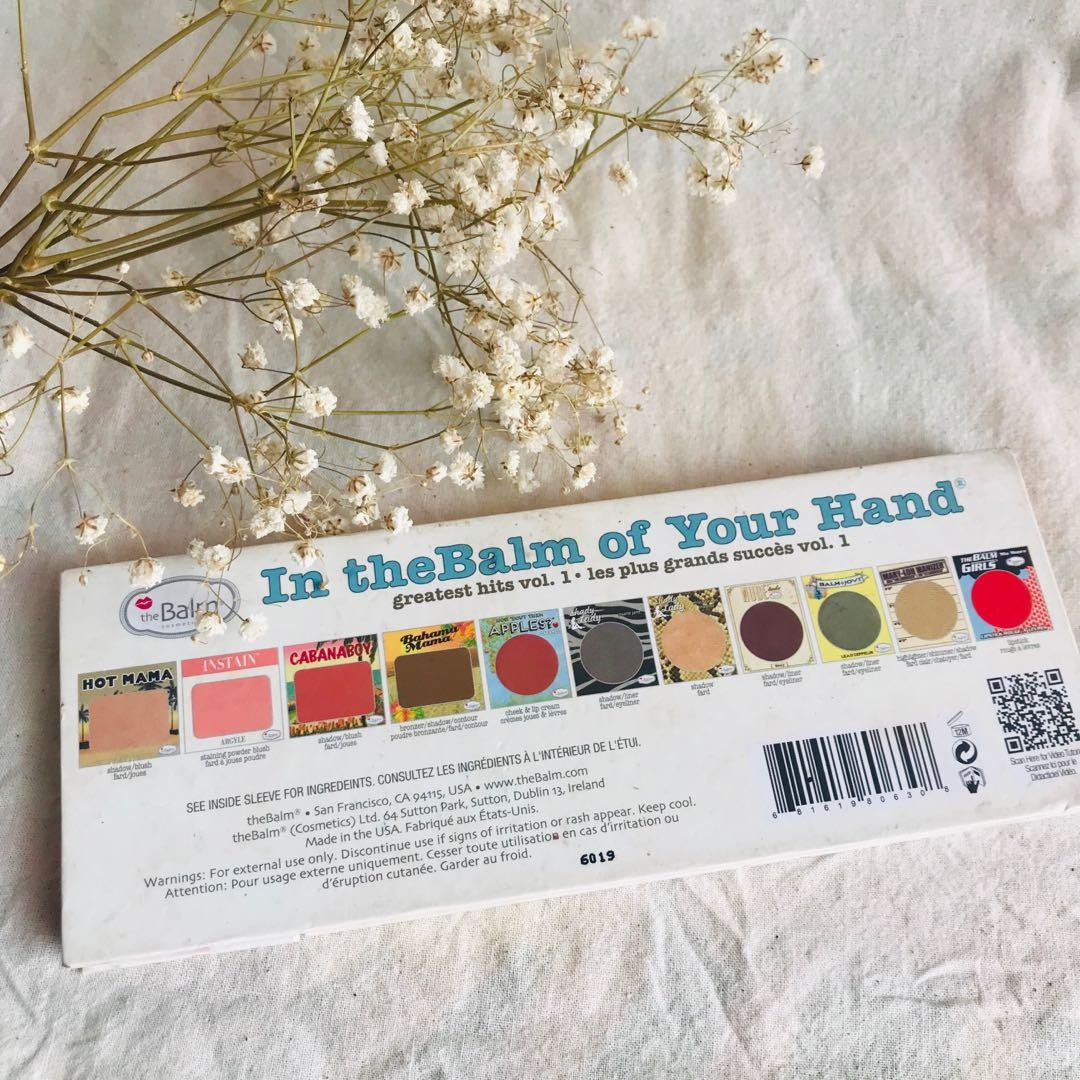 In the Balm of Your Hand Greatest Hits Volume 1