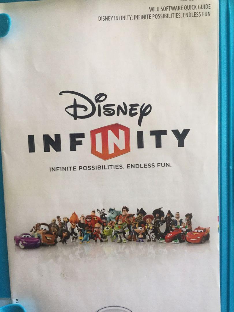 Infinity Wii set