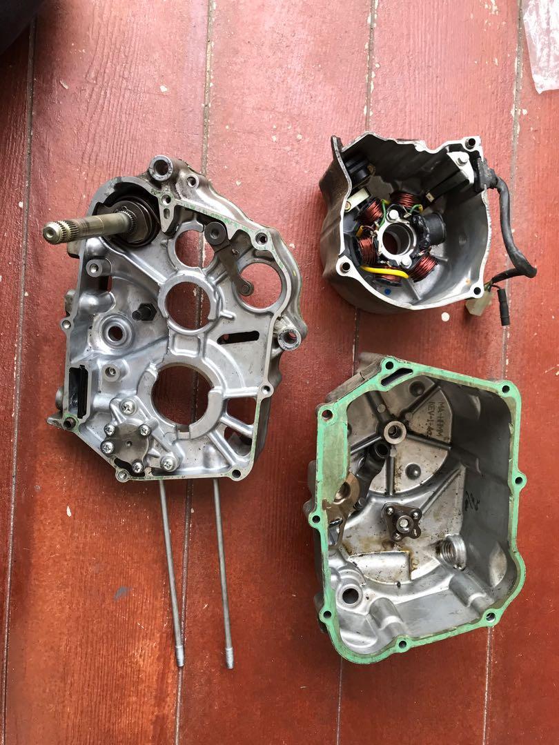 Jualan Mur2 Clear Store - Ex5 dream / wave 100 Engine parts