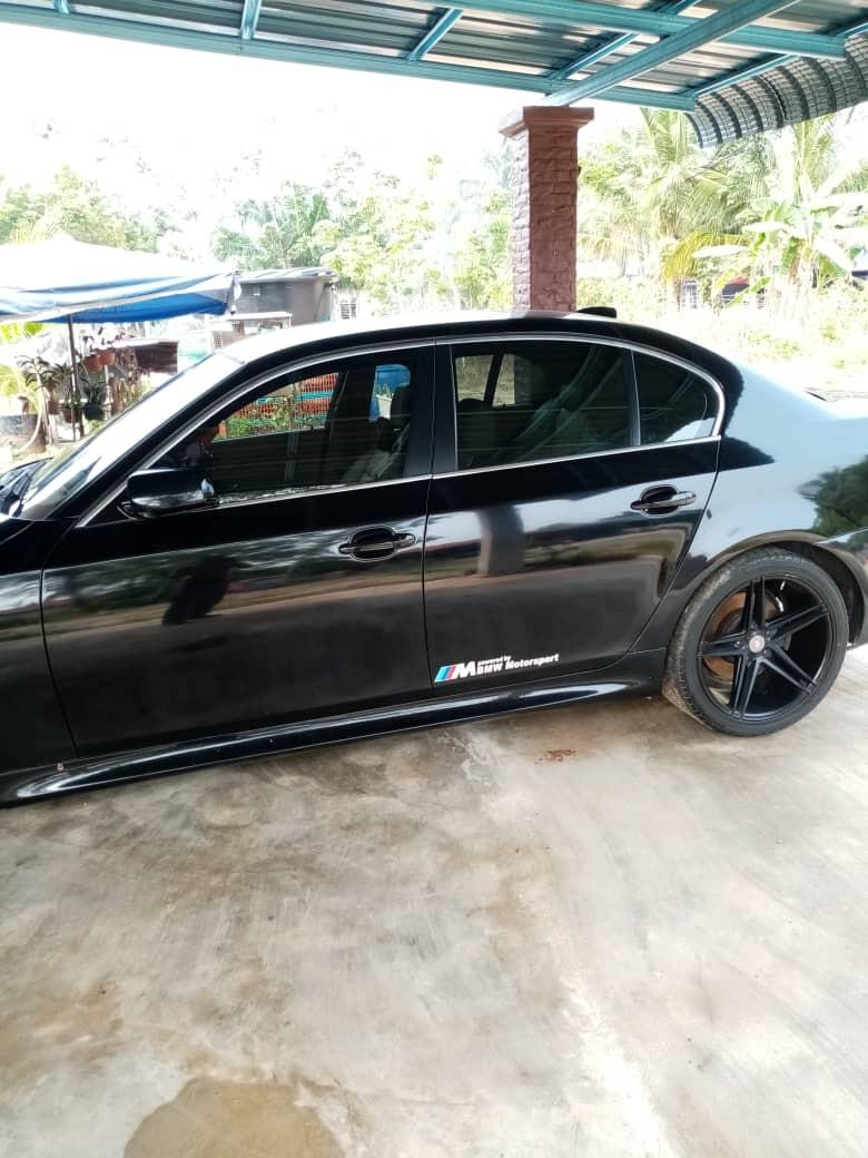 *KERETA SINGAPORE*🇸🇬🇸🇬🇸🇬 *JOIN GROUP WASAP 16👇 https://chat.whatsapp.com/IQVfB2EVrS4ExIWsp02WbW  Bmw E60 525i msport Siap geran copy n casis laser  JB *RM 12 500*  Wasap.my/60126373536 *WANT SELL BACK YOUR SCRAP CAR?LET ME HELP😊*